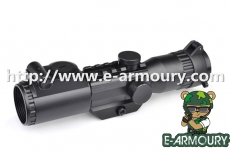 4×32 Red / Green Illuminated Scope+QD mount